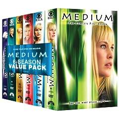 Medium: Seasons One-Six