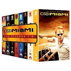 CSI Miami: Seasons 1-8
