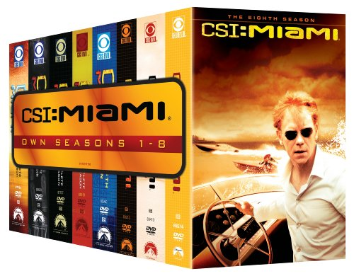 CSI Miami: Seasons 1-8
