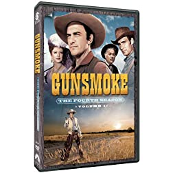 Gunsmoke: Fourth Season, Volume One