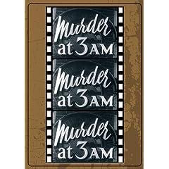 Murder At 3 A.M.
