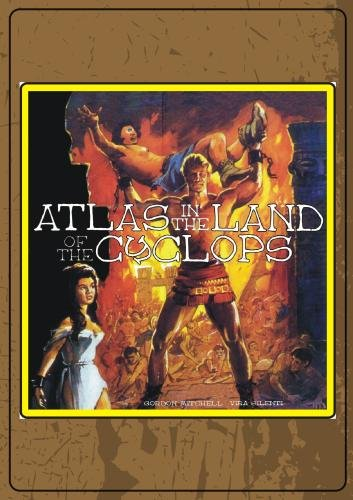Atlas In The Land Of The Cyclops