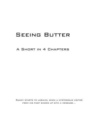 Seeing Butter