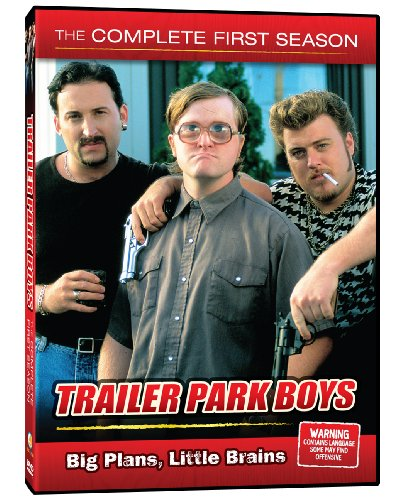 The Trailer Park Boys - The Complete First Season