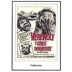 Werewolf In A Girls Dormitory 1961