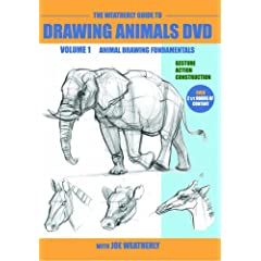 The Weatherly Guide to Drawing Animals DVD Volume One