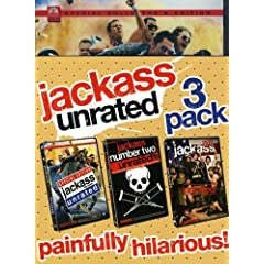 Jackass Unrated 3-Pack