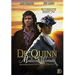 Dr. Quinn, Medicine Woman: Complete Season One