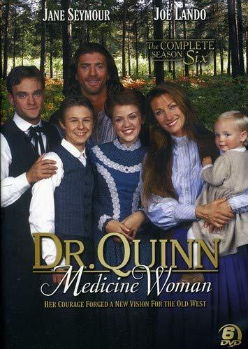Dr Quinn Medicine Woman: Complete Season 6