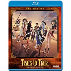 Tears to Tiara [Blu-ray]