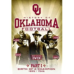 History of Oklahoma Football