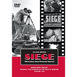 Siege: World War II Begins: Original Film Footage of the Seige of Warsaw, Poland, September 1939