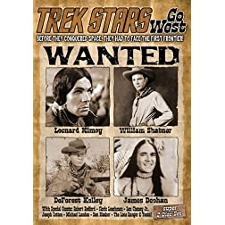 Trek Stars Go West
