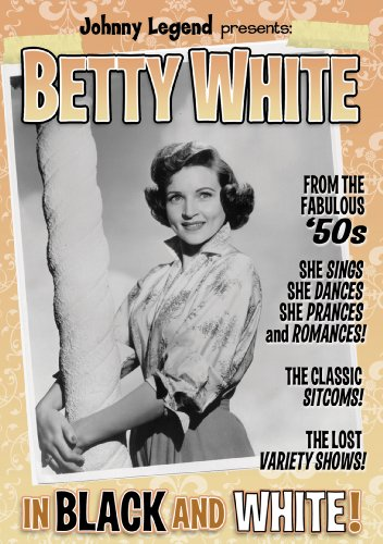 White, Betty - In Black & White