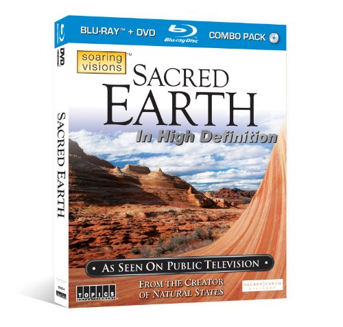 Sacred Earth (Blu-ray & DVD Combo Set)