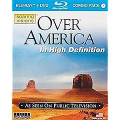 Over America (Blu-ray & SD Combo Set)