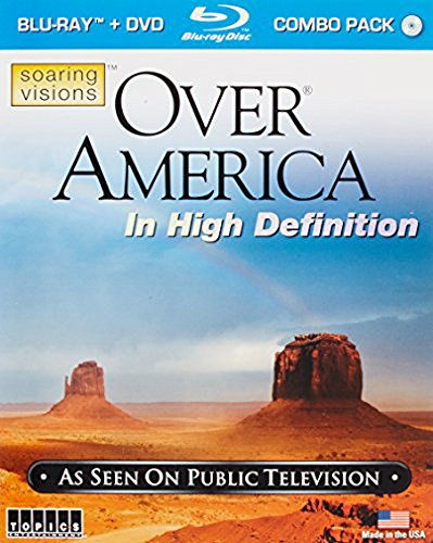 Over America (Blu-ray & SD Combo Set)