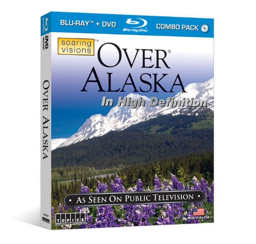 Over Alaska (Blu-ray and DVD Combo Pack)