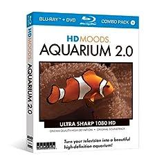 HD Moods: Aquarium 2.0 (Blu-ray & DVD Combo Set)