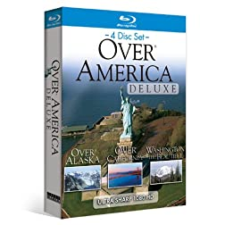 Over America Deluxe [Blu-ray]