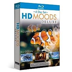 HD Moods Deluxe [Blu-ray]