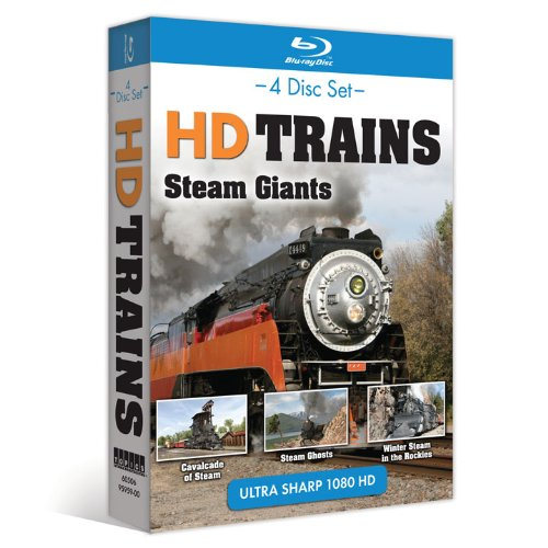 HD Trains [Blu-ray]
