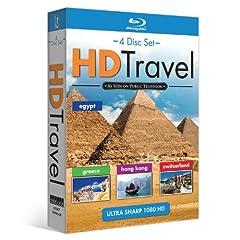 HD Travel [Blu-ray]