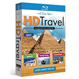 HD Travel [Blu-ray]