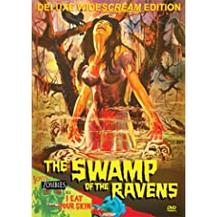 The Swamp of the Ravens - bonus: Zombie