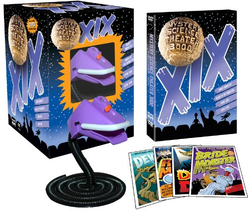 Mystery Science Theater 3000: Vol. XIX [Limited Edition]