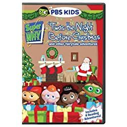 Super Why: Twas the Night Before Christmas