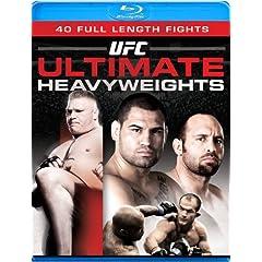 UFC: Ultimate Heavyweights [Blu-ray]