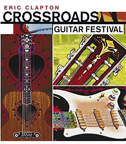 Eric Clapton - Crossroads Guitar Festival 2004 (Super Jewel)(2DVD)