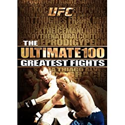 UFC: Ultimate 100 Greatest Fights (8pc)