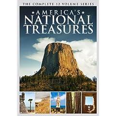 Americas National Treasures-Complete 12 Volume Set