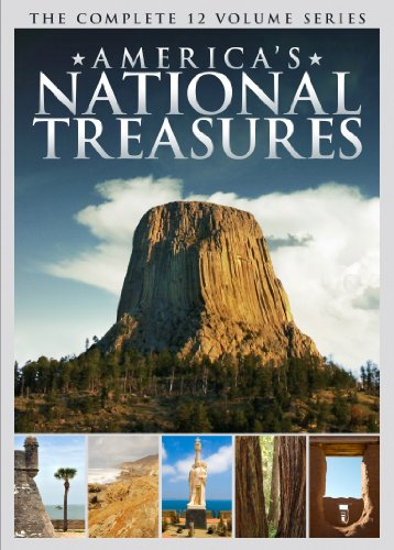 Americas National Treasures-Complete 12 Volume Set