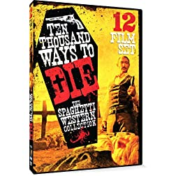 10,000 Ways to Die: Spaghetti Western Collection