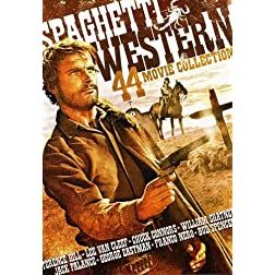 Spaghetti Western Collection (11pc)