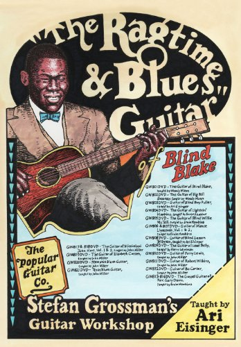 The Ragtime & Blues Guitar of Blind Blake