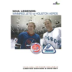 WHA Legends: Jets vs. Aeros