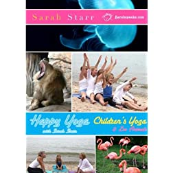 Happy Yoga's_Children's Yoga & Zoo Animals