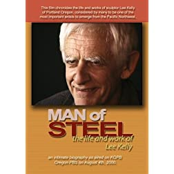 Man of STEEL: the life and work of Lee Kelly