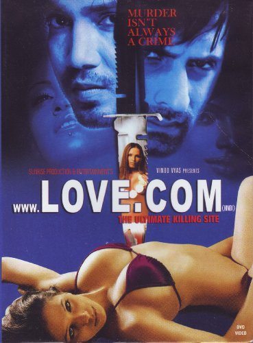 WWW.love.com (New Hindi Film / Bollywood Movie / Indian Cinema DVD)