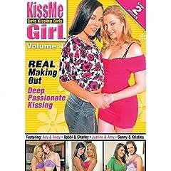 KissMe Girl: Girls Kissing - Vol. 4
