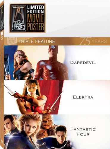 Daredevil & Elektra & Fantastic Four