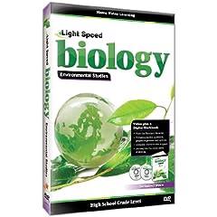 Light Speed Biology: Environmental Studies