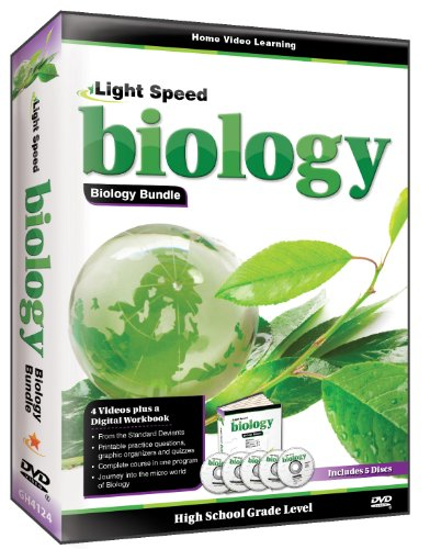 Light Speed Biology: Super Pack