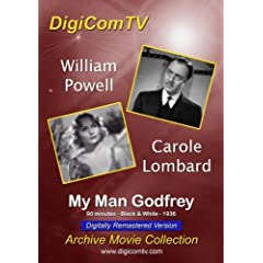 My Man Godfrey - 1936 (Digitally Remastered Version)