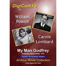 My Man Godfrey - 1936 (Digitally Remastered Version)