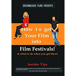 How to get Your Film into Film Festivals!